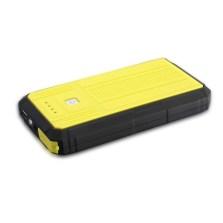 永泰和 RQ-1207 7200毫安 汽车应急启动电源【黑黄】