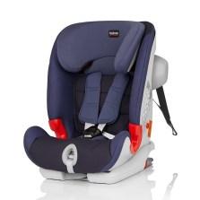 宝得适/Britax 百变骑士 II SICT 二代汽车儿童安全座椅 isofix 9月-12岁(皇室蓝)
