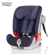 宝得适/Britax 百变骑士 II SICT 二代汽车儿童安全座椅 isofix 9月-12岁【皇室蓝】