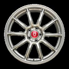 丰途/FR153 18寸 旋压铸造轮毂 孔距5X114.3 ET42星空银全涂
