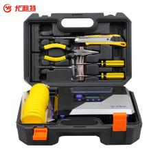 尤利特/UNIT 多功能工具版充气泵 预设胎压监测 工具箱带照明 YD-303带工具版(颜色随机发货)