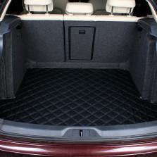 五福金牛 小高边立体包围专车专用汽车后备箱垫【黑色】【多色可选】