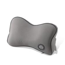 GiGi 车用记忆棉护颈枕 头枕靠垫【灰色】