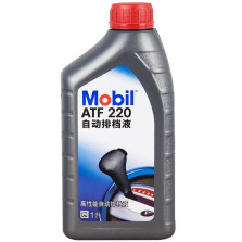 美孚/MOBIL 自动排挡液 自动波箱油 ATF220 1L