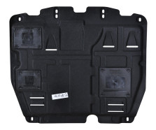 金科发动机护板 车底防护板 底盘装甲 汽车底盘护板 塑钢发动机下护板
