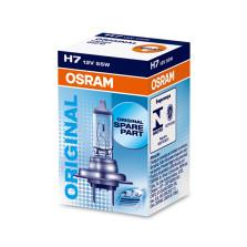 欧司朗/OSRAM 标准卤素灯 长寿型 单只 H7  12V 55W 64210