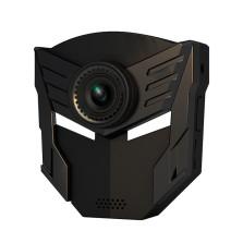 联想/Lenovo 变形金刚外观 酷炫版 停车监控 碰撞感应行车记录仪 V5【黑色】标配+16G卡
