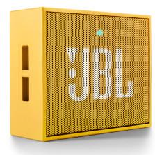 JBL GO音乐金砖 无线蓝牙小音箱 便携迷你音响/音箱 柠檬黄