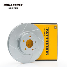 SCHAFFEN/刹森 刹车盘 奥迪 A4L B8 1.8T/2.0T含四驱【2008-2015款】前盘 刹车盘 套/2片装