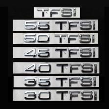 NFS 奥迪A6L 排量标 后标字标 奥迪车系通用【50TFSI】