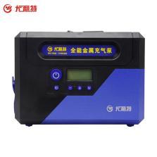 尤利特/UNIT 六合一数显充气泵 预设胎压监测 便携带照明 YD-303(颜色随机发货)
