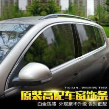NFS 大众途观 车窗饰条 10-16款【10-16途观全窗10片】