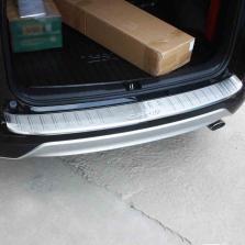 NFS 本田CRV 后护板 后备箱护板【15款 拉丝全包后护板】