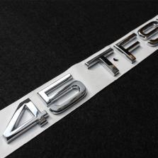 NFS 奥迪A6L 排量标 后标字标 奥迪车系通用【40TFSI】