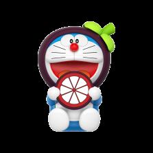 哆啦A梦正版授权 汽车仪表台摆件 送香片【山竹】