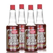 【美国进口】红线/Red Line SI-1 燃油宝清除积碳汽油添加剂 60103【4瓶装】