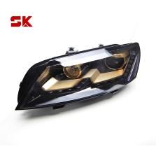 SK 新帕萨特 11-15年款1.4T 1.8T  车灯改装卤素升级氙气灯大灯总成  【银色*右灯】