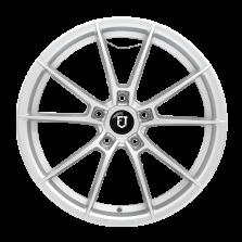【买3送1 四只套装】丰途/FT508 17寸低压铸造轮毂 孔距5X114.3 ET40银色涂装