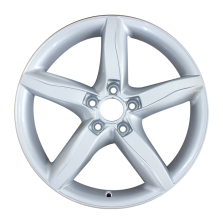 丰途严选/HG5137 18寸 A4L原厂款轮毂 孔距5X112 ET47银色涂装
