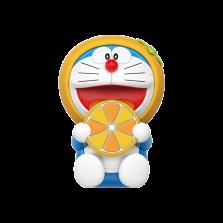 哆啦A梦正版授权 汽车仪表台摆件 送香片【橙子】