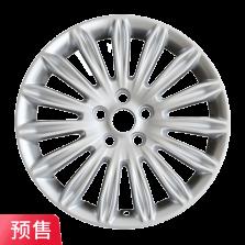 预售 丰途严选/HG1345 17寸 福特蒙迪欧原厂款轮毂 孔距5X108 ET55银色涂装