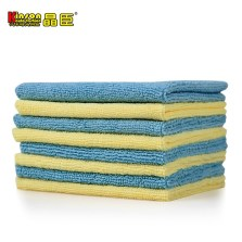 晶臣/Kinson 超纤清洁毛巾8条装30*30