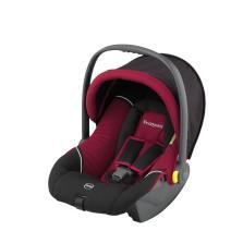 德国Kiddy/奇蒂 佳宝巢nest 儿童安全汽车车载提篮式宝宝安全座椅 0-15个月(红黑)
