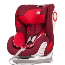 Savile猫头鹰 卢娜 9个月-12岁 汽车用儿童安全座椅 isofix(红狮)