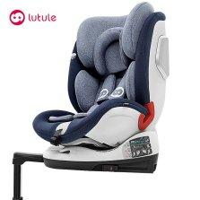 路途乐灵跃AIR J 高端儿童安全座椅汽车用车载婴儿0-12岁360度旋转