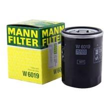 曼牌/MANNFILTER 机油滤清器 W6019