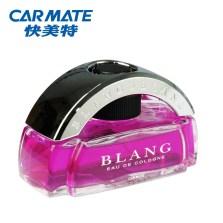 快美特/CARMATE 朗迪车载香水 高档车用香水汽车香水座式摆件除异味80ML【草莓味】L343C