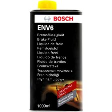 博世/BOSCH 德国进口刹车油 全新一代制动液 离合器油ENV6 1L 1987479207