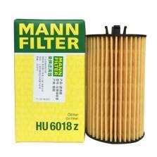 曼牌/MANNFILTER 机油滤清器 HU6018Z