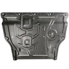 钜甲 合金汽车发动机护板 挡板保护板防护底板 发动机下护板专用【铝镁合金】