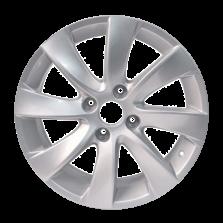 丰途严选/HG8143 16寸 雪铁龙世嘉原厂款轮毂 孔距4X108 ET26银色涂装