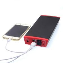永泰和 RQ-018 18000毫安 汽车应急启动电源【黑红】