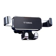 图拉斯 W63 重力式 车载手机支架导航支架 黑色