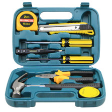 传枫 维修工具套装 车用家用 组套工具箱9件套 精装 蓝色
