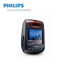 飞利浦/Philips ADR7600专业车载行车记录仪高清1080P 单镜头标配+闪迪16G卡