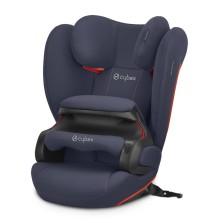 cybex赛百适 Pallas b fix 9月-12岁汽车儿童安全座椅 海湾蓝