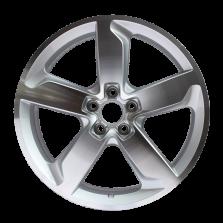 丰途严选/HG5829 19寸 奥迪Q5原厂款轮毂 孔距5X112 ET39银色车亮