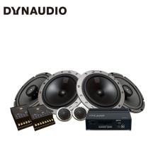 免费安装 丹拿DYNAUDIO ESOTAN 236 汽车音响改装 两分频套装+2XL-653同轴+480.6DSP全车六喇叭功放套餐