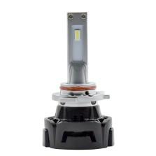 雪莱特 X8 汽车LED大灯 改装替换 9012 一对装