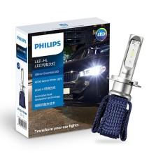 飞利浦 UE恒锐光 汽车LED大灯 改装替换 H7 一对装  【远近一体】