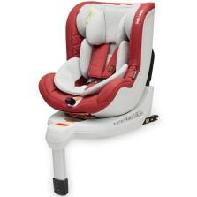 惠尔顿WELLDON 方舟系列 0-4岁360°汽车儿童安全座椅 【雅典红】