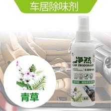 瑞 汽车除味剂车内除臭异味新车去甲醛净烟味空气清新 青草