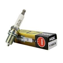 NGK CX烈焰 铂金火花塞 单支 116CX
