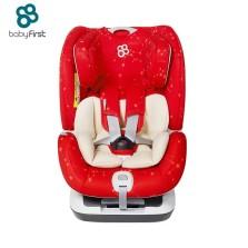 宝贝第一/babyfirst  太空城堡 0-6岁   儿童安全座椅 【星座红】