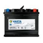 瓦尔塔/VARTA AGM平板免维护汽车电蓄电池电瓶以旧换新20-60/H5-60-L-T2-A高端带自动启停车型两年质保