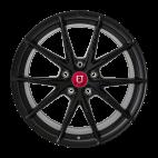 丰途/FR553 18寸 旋压铸造轮毂 孔距5X120 ET30亚黑涂装